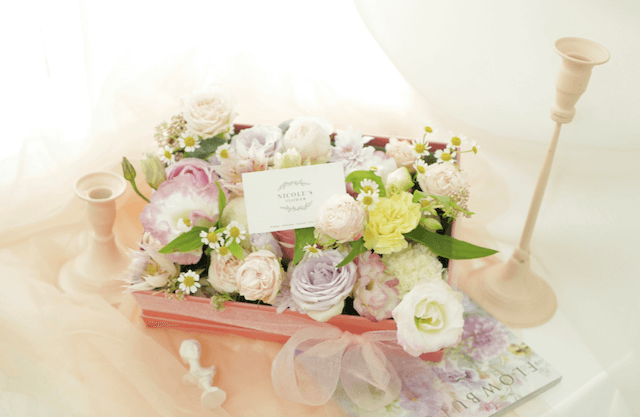 Flower Arrangement Workshop, Wedding Flower Packages