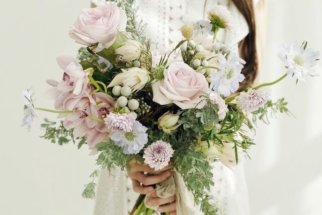 5 Charming Ideas For Designing Your Own Beautiful Bouquet
