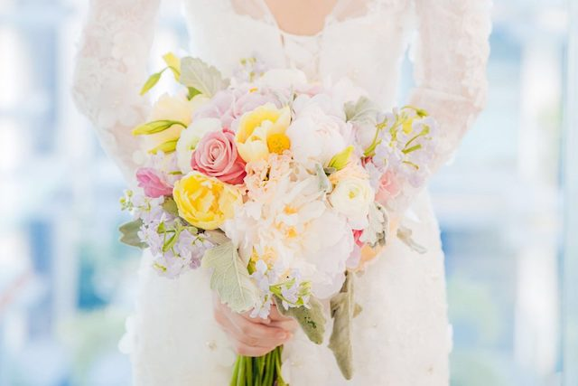 How To Incorporate Flowers Into Your Wedding During Covid 19